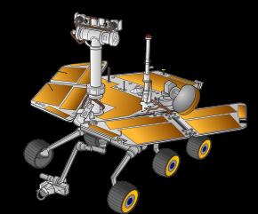 Schema du Rover